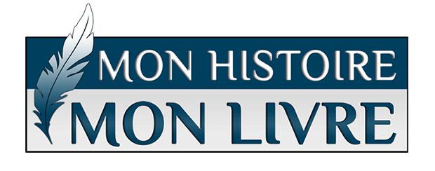 Logo pour Mon Histoire Mon Livre